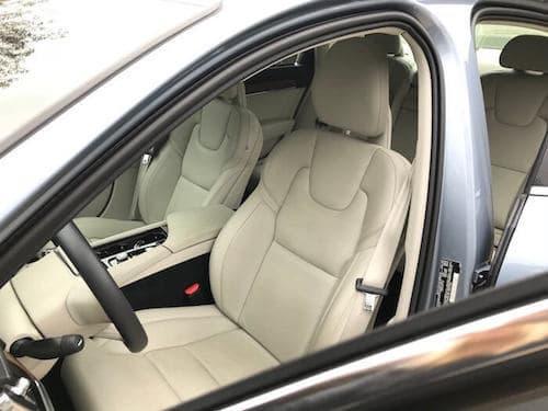 2018 Volvo S90 T6 Inscription Test Drive Photo Gallery