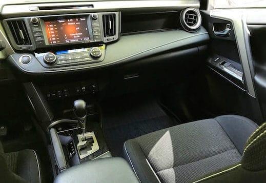 2018 Toyota RAV4 Adventure AWD Test Drive Photo Gallery