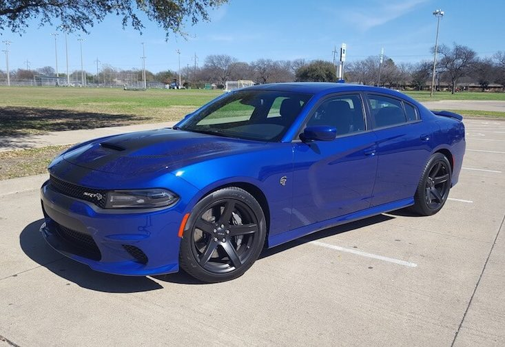 2018 Dodge Charger SRT Hellcat Test Drive Photo Gallery