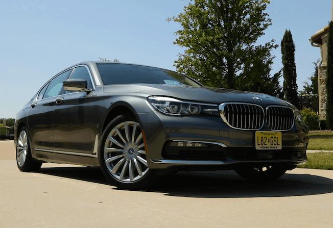 2018 BMW 740e xDrive iPerformance Test Drive Photo Gallery