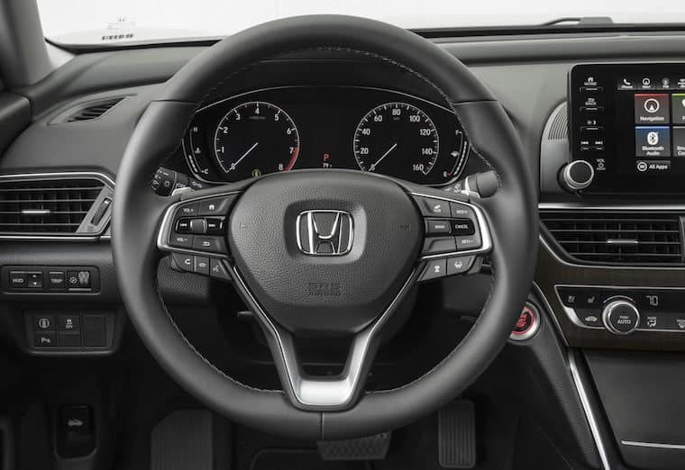 All-New 2018 Honda Accord Touring 2.0T Test Drive Photo Gallery