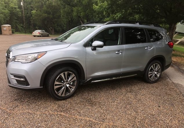 Subaru Proves It Can Do Three-Row SUVs With New 2019 Ascent Photo Gallery
