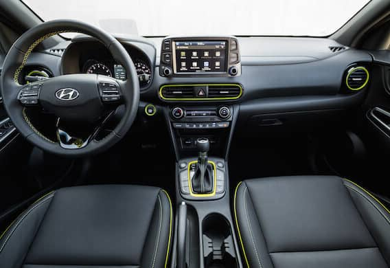 First-Ever 2018 Hyundai Kona Makes Solid Entrance to Subcompact SUV Party Photo Gallery