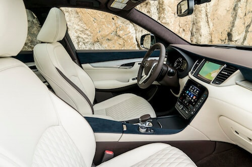 The All-New 2019 Infiniti QX50 Transforms Into A Real Luxury Contender Photo Gallery