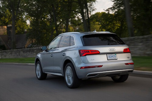 The 2018 Audi Q5 Masters The Art Of Being Skillfully Subtle Photo Gallery