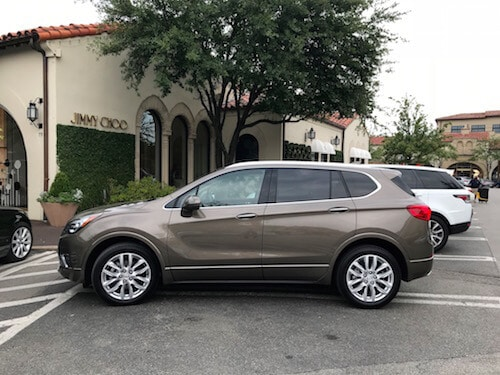 The 2019 Buick Envision Delivers Roomy, Comfy Ride And Cool Tech Photo Gallery