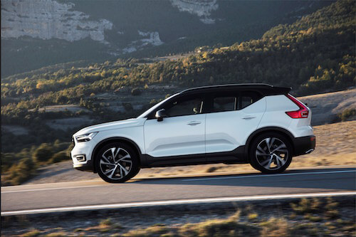 The 2019 Volvo XC40 is a Fresh Take on the Small Crossover Photo Gallery