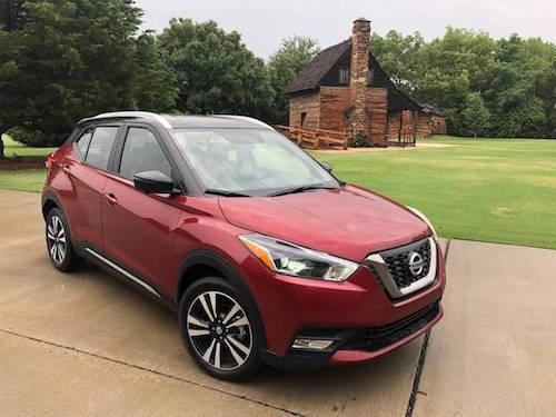 Surprising 2018 Nissan Kicks Offers Great Features, Room and Value Photo Gallery