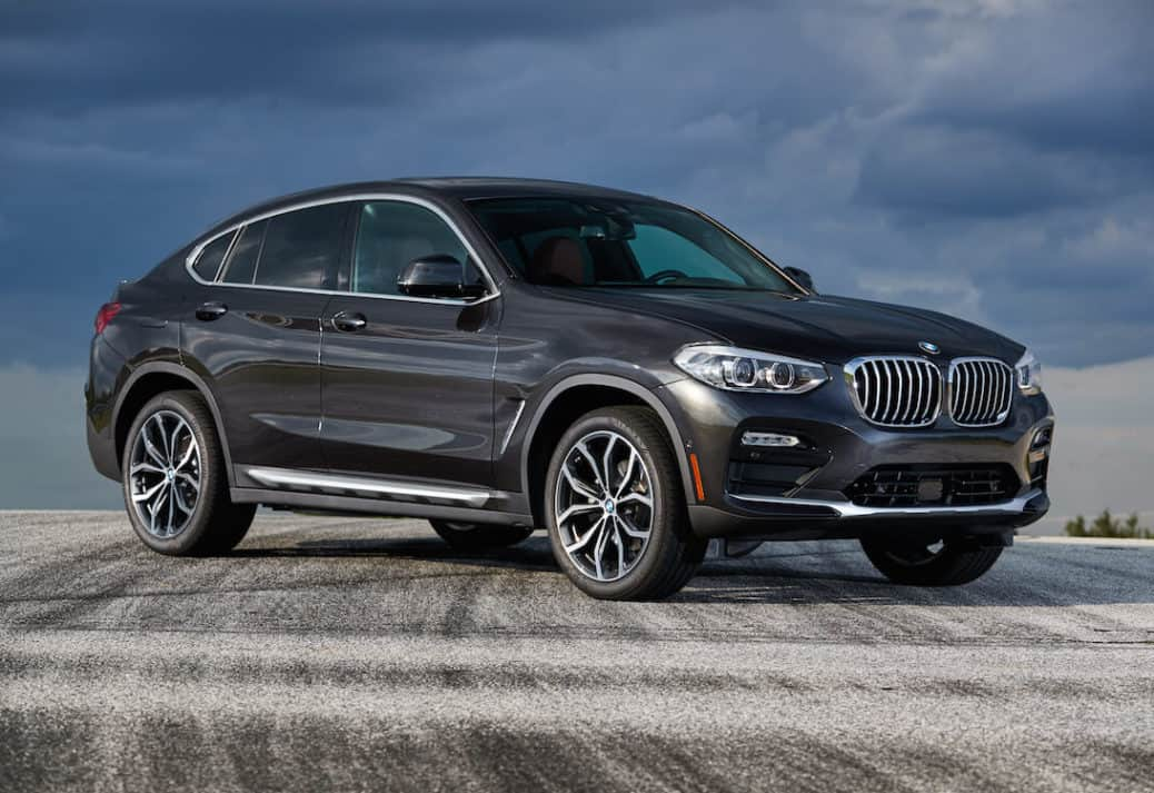 2019 BMW X4 xDrive30i Is More Sports Car Than SUV Photo Gallery