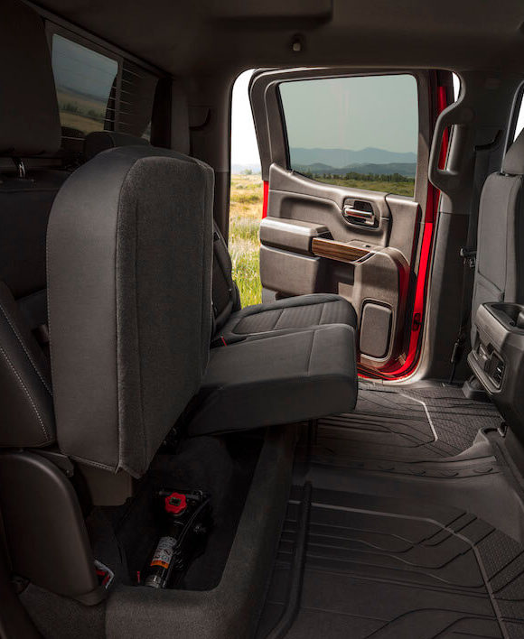 2019 Chevrolet Silverado LT Trail Boss First Drive Review Photo Gallery