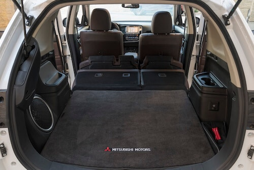 2018 Mitsubishi Outlander PHEV Is Brand's Best-Developed Vehicle Photo Gallery