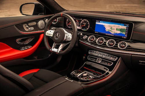 2019 Mercedes-Benz AMG E53 Coupe Dazzles With Looks, Luxury, and New Powertrain Photo Gallery