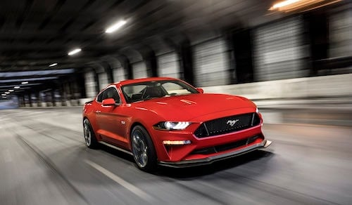 The 2018 Ford Mustang GT Level Two Is the Best-Handling GT Ever Photo Gallery