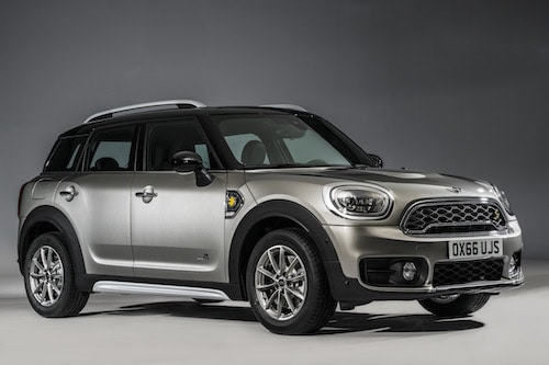 We Love the 2019 Mini Cooper Countryman S E ALL4 Just Not the Hybrid Photo Gallery