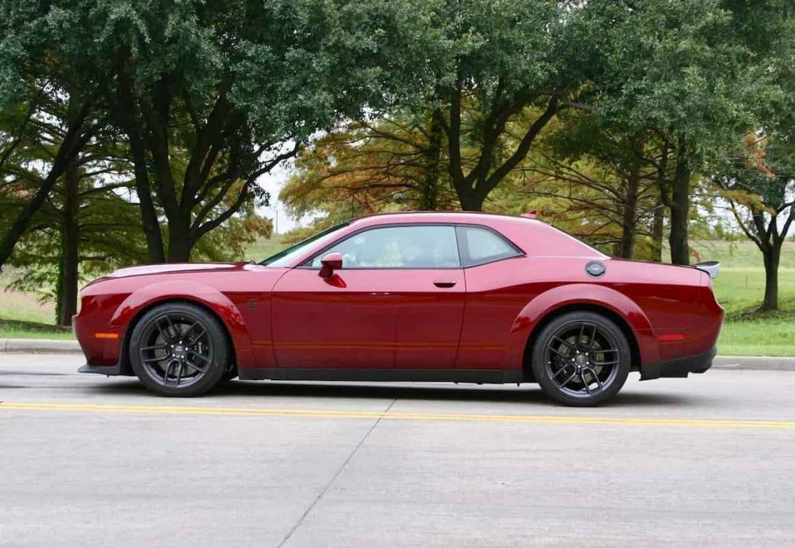 The 2019 Dodge Challenger Hellcat Redeye Is The Fastest, Most Powerful Car We�ve Ever Reviewed Photo Gallery
