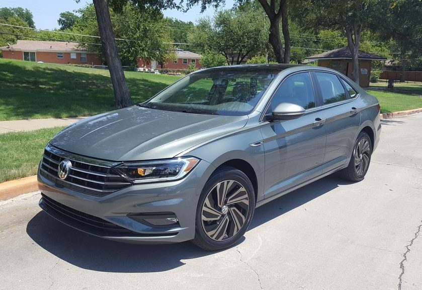 Redesigned 2019 Volkswagen Jetta SEL Hits and Misses Photo Gallery