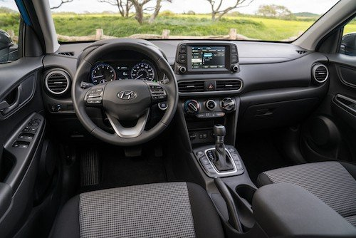 2018 Hyundai Kona Stands Out In The Subcompact Crossover Crowd Photo Gallery