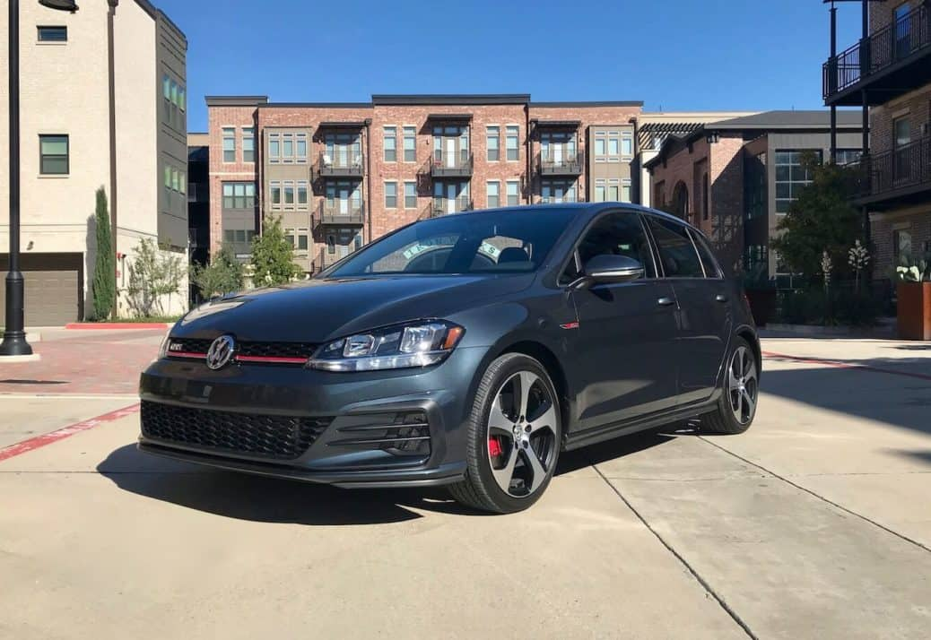 2018 Volkswagen Golf GTI Is A Sporty Hot Hatch That Makes Daily Driving Fun Photo Gallery