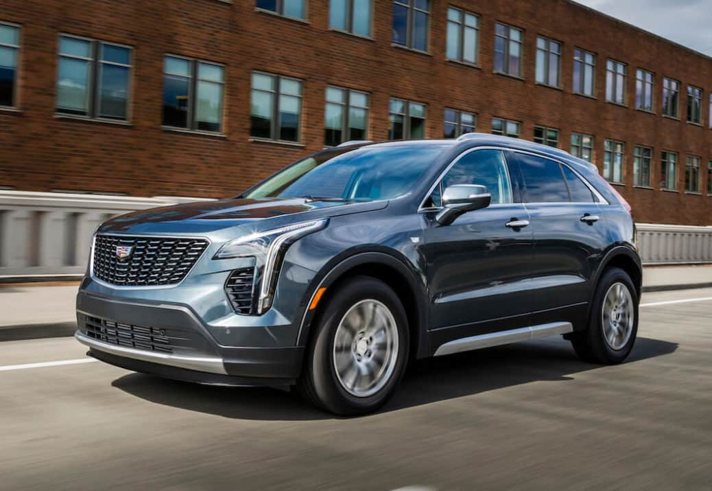 First-Ever 2019 Cadillac XT4 Is A Great Compact Luxury Crossover Photo Gallery
