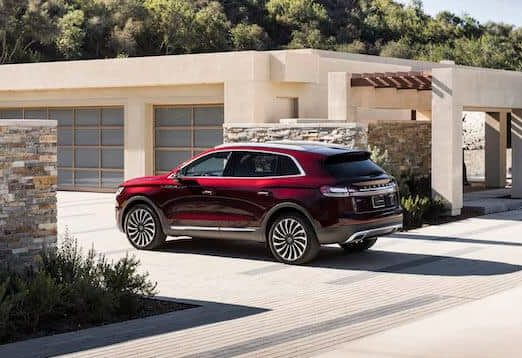 2019 Lincoln Nautilus Black Label Review Photo Gallery