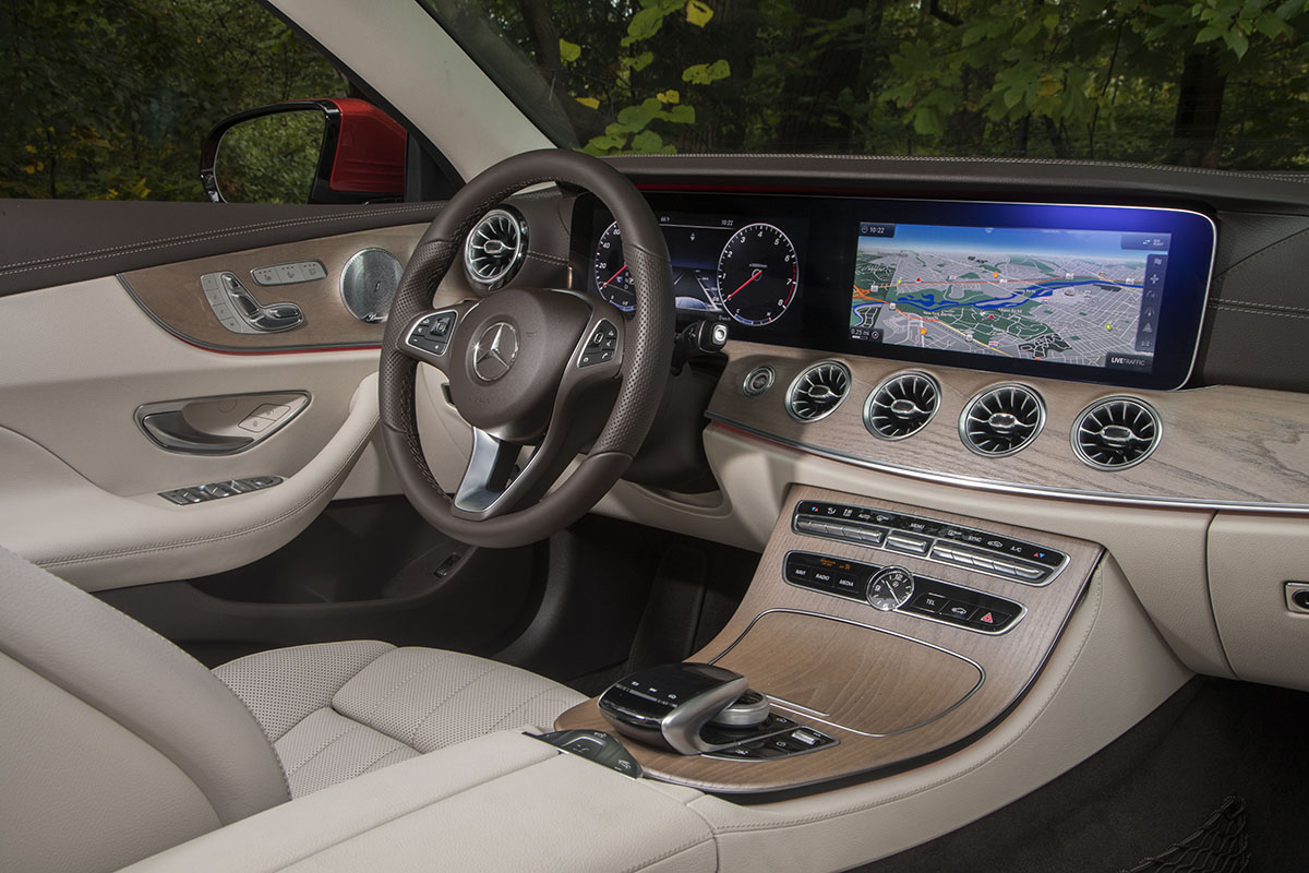 2019 Mercedes-Benz E450 Cabriolet Review Photo Gallery