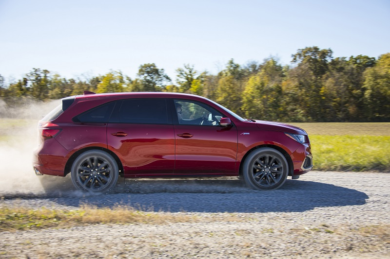 2019 Acura MDX Review Photo Gallery