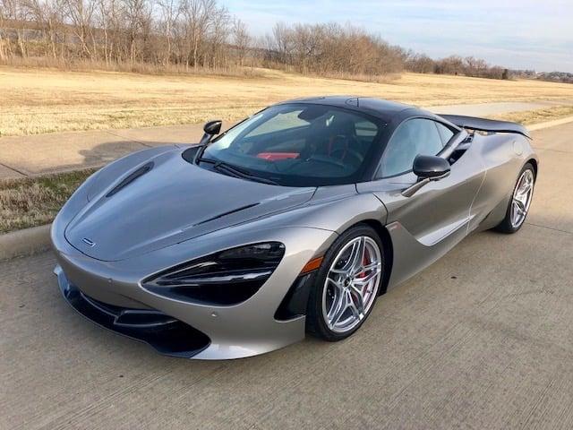 2019 McLaren 720S Review Photo Gallery