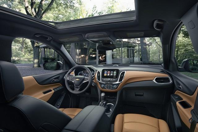 2019 Chevrolet Equinox Premier Review Photo Gallery