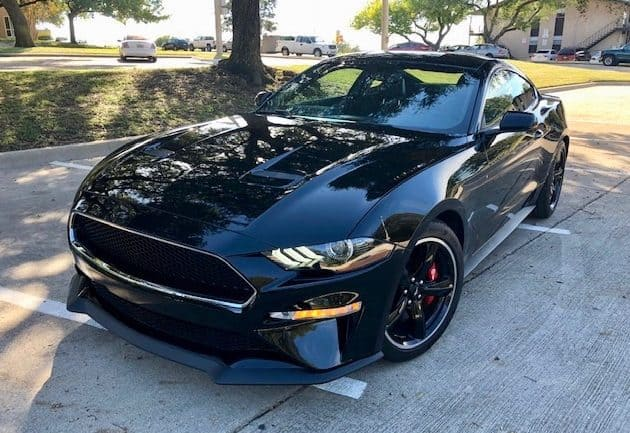 The 2019 Ford Mustang Bullitt Is An Exceptional Modern Day Muscle Car Photo Gallery