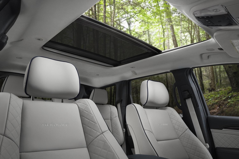 2019 Jeep Grand Cherokee Summit Test Drive Photo Gallery