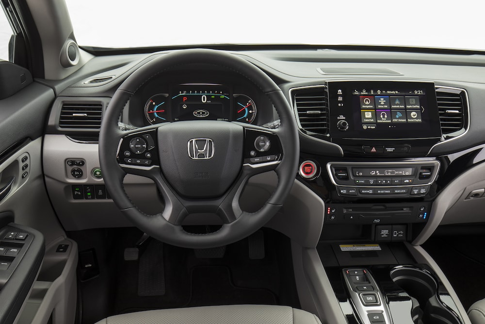 2019 Honda Pilot Elite Review Photo Gallery