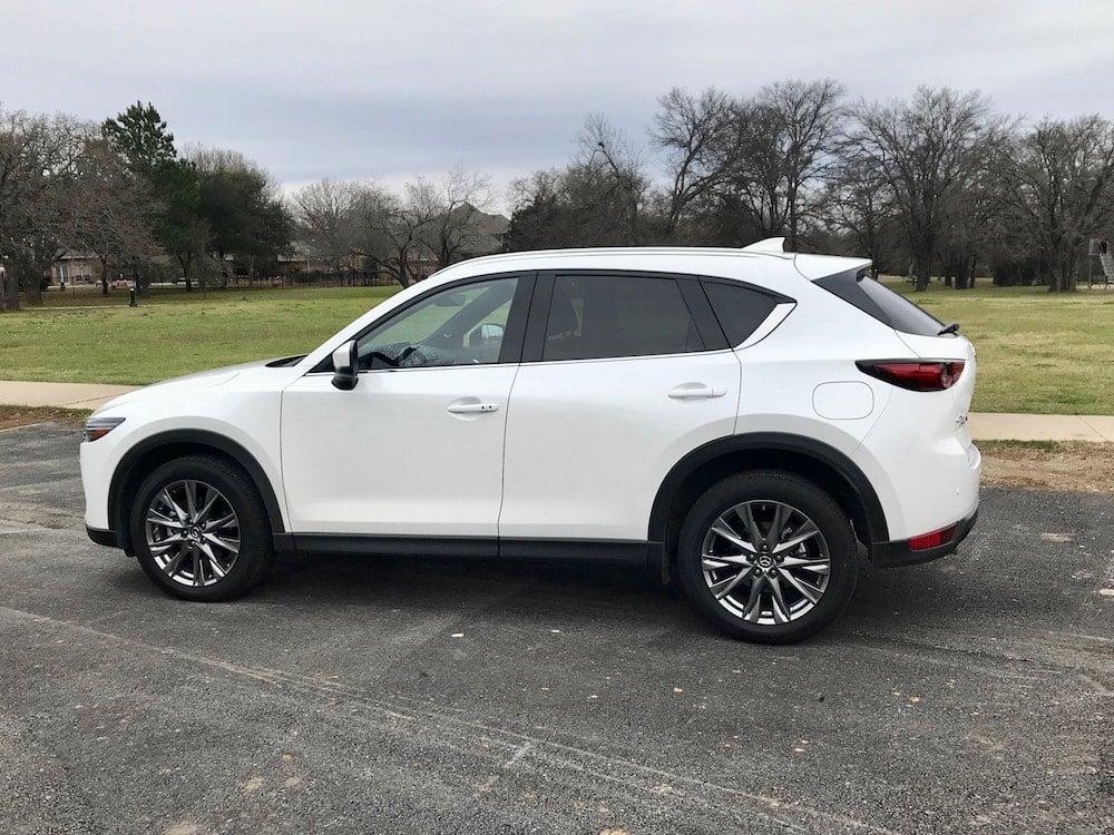 2019 Mazda CX-5 Signature AWD Review Photo Gallery