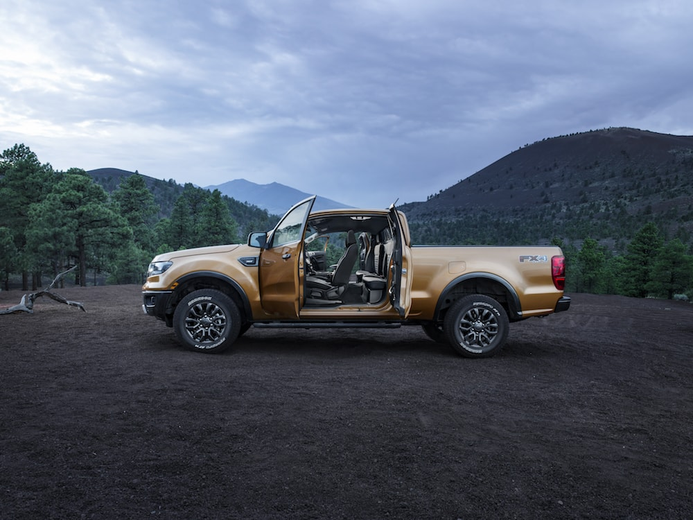 2019 Ford Ranger Lariat Review Photo Gallery