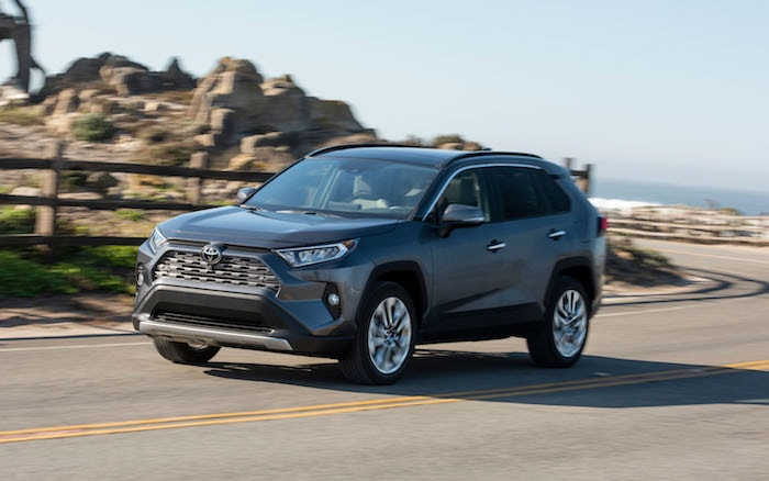 2019 Toyota RAV4 Limited Review Photo Gallery