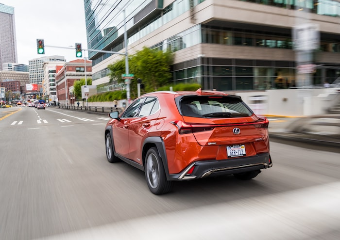 2019 Lexus UX 250h F Sport AWD Sport Review Photo Gallery
