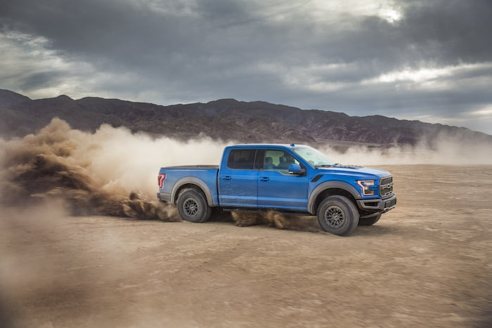 2019 Ford F-150 Raptor SuperCrew Review Photo Gallery