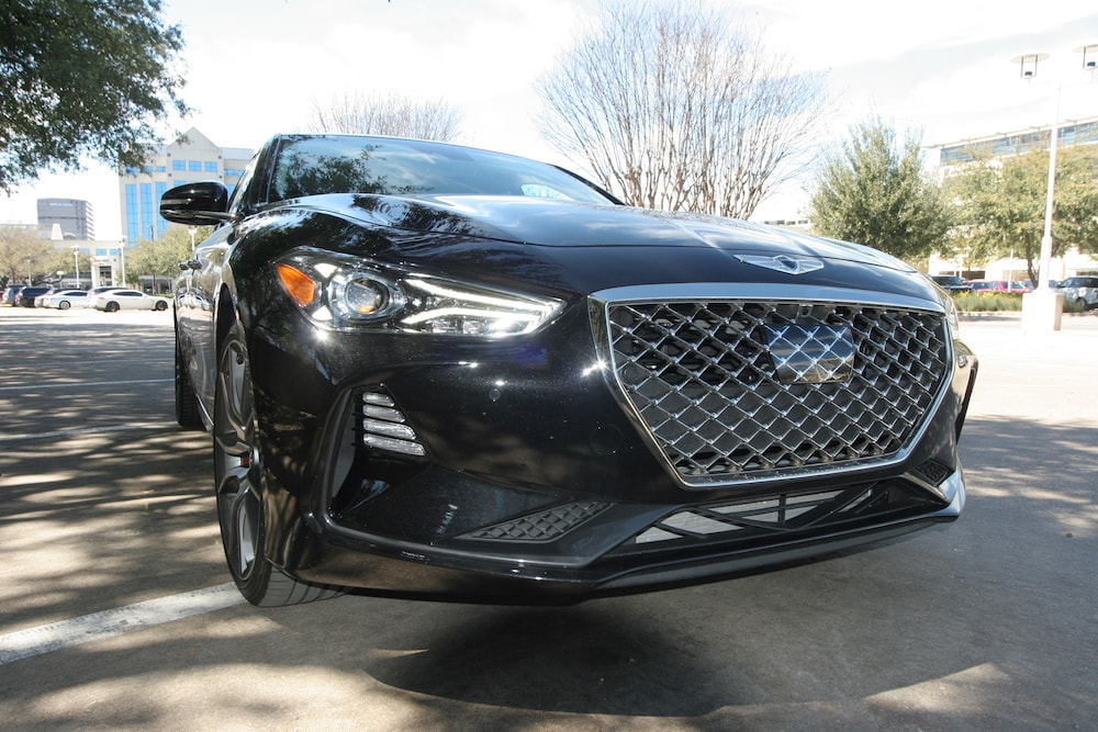 2019 Genesis G70 RWD 3.3T Prestige Review Photo Gallery