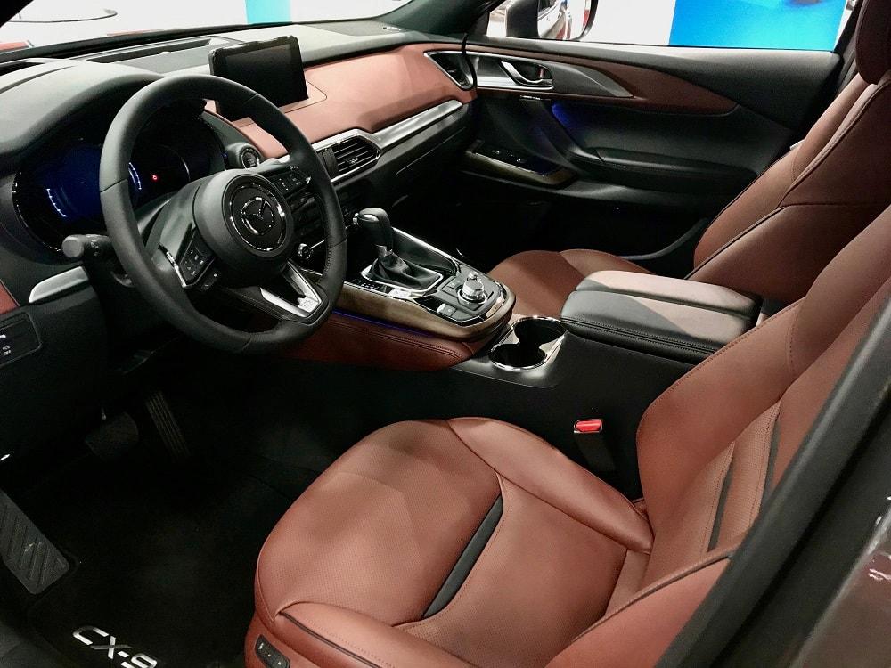 2019 Mazda CX-9 Signature Review Photo Gallery