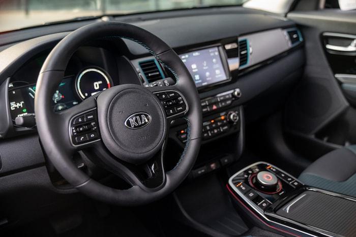 2019 Kia Niro EV Review Photo Gallery