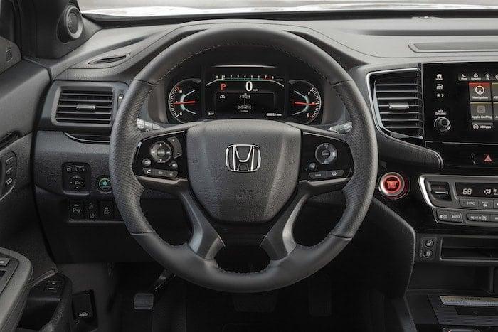 2019 Honda Passport Elite Review Photo Gallery
