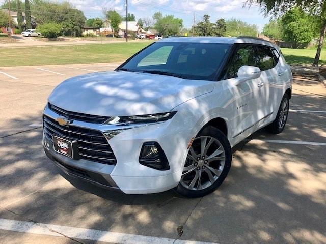 2019 Chevrolet Blazer Premier Review Photo Gallery