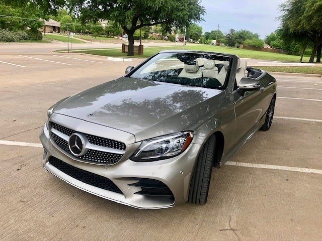 2019 Mercedes-Benz C 300 Cabriolet Review Photo Gallery