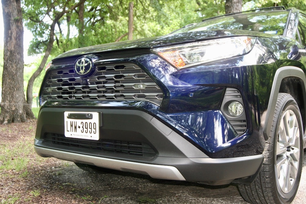 2019 Toyota RAV4 Limited AWD Review Photo Gallery