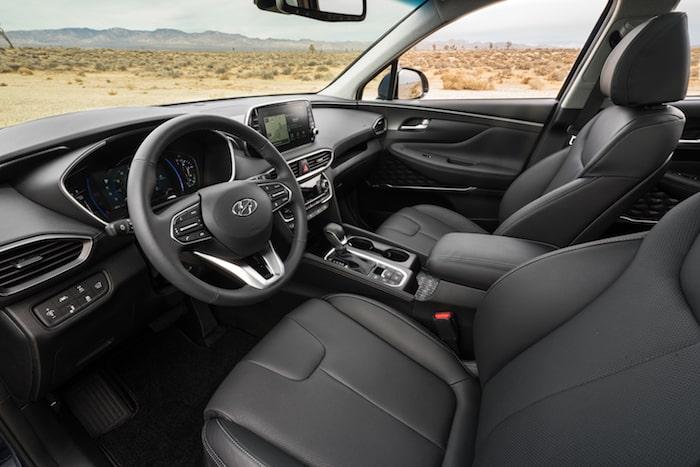 2019 Hyundai Santa Fe Ultimate Review Photo Gallery