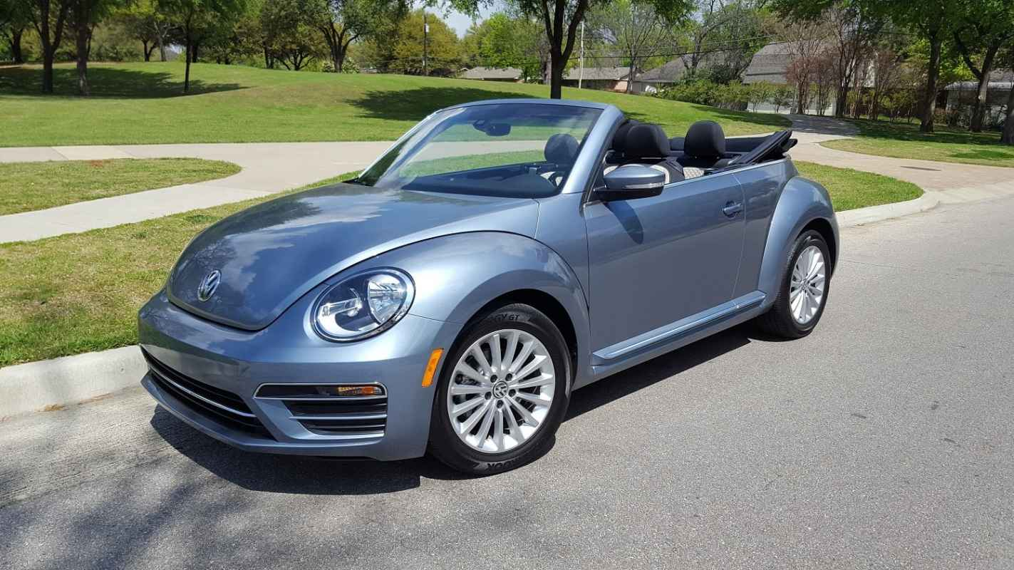 2019 Volkswagen New Beetle Final Edition Review Photo Gallery