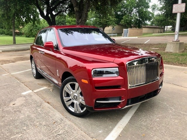 2019 Rolls-Royce Cullinan Review Photo Gallery