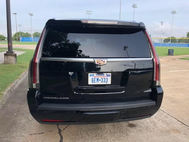 2019 Cadillac Escalade ESV Review Photo Gallery