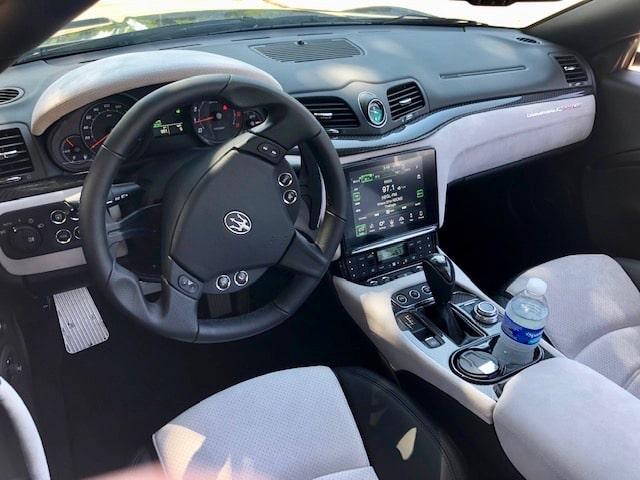 2019 Maserati GranTurismo Convertible Review Photo Gallery