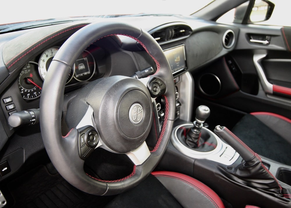 2019 Toyota 86 GT Review Photo Gallery