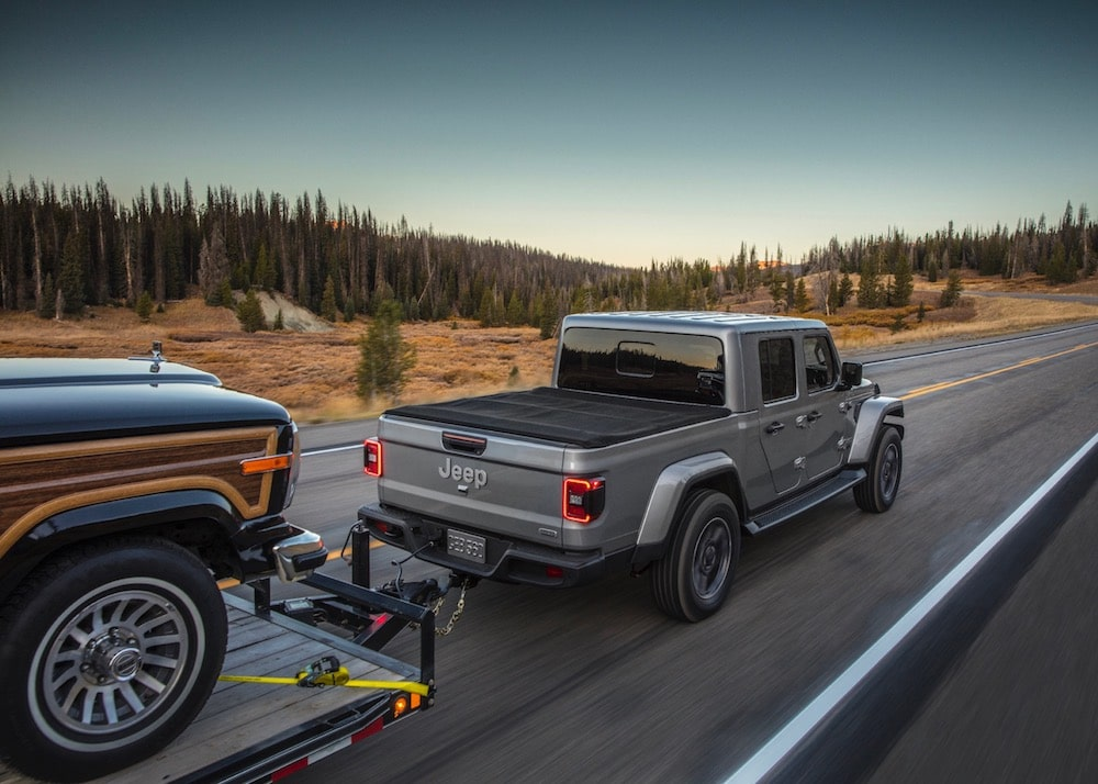 2020 Jeep Gladiator Overland Review Photo Gallery